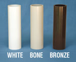 White and Bone colors